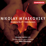 Myaskovsky: Symphony No. 27 · Concerto for Cello and Orchestra