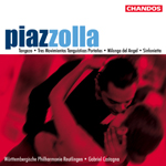 Piazzolla: Orchestral Works