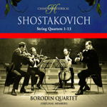 Shostakovich: String Quartets 1- 13