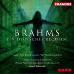 Brahms: Choral Works, Vol. 1 - Ein Deutsches Requiem