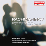 Rachmaninoff: Piano Concertos 1-4/ Rhapsody on a Theme of Paganini