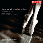 Shostakovich: Ballet Suites Nos 1-5/ Festive Overture/Suite from 'Katerina Ismailova'