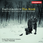 Rachmaninoff: The Rock/ Prince Rostislav/Scherzo/Caprice bohémien/Isle of the Dead