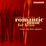 Center City Brass Quintet: Romantic Music for Brass