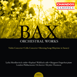 Bax: Orchestral Works, Volume 1