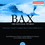 Bax: Orchestral Works, Volume 2