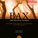 Bax: Orchestral Works, Volume 3