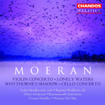 Moeran: Violin Concerto/ Lonely Waters/Whythorne's Shadow/Cello Concerto