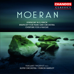 Moeran: Symphony in G/ Overture for a Masque/Rhapsody for Piano and Orchestra