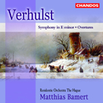 Verhulst: Symphony in E minor