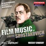 Shostakovich: The Film Music of Dmitri Shostakovich, Vol. 2