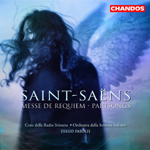 Saint-Saens: Messe de Requiem/ Partsongs