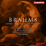 Brahms: Choral Works, Vol. 3