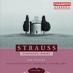 Strauss, R: Symphonic Poems, Vol. 3