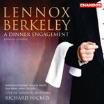 Berkeley, Lennox: A Dinner Engagement