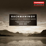 Rachmaninoff: Symphony No. 3/ Symphonic Dances