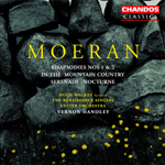 Moeran: In the Mountain Country/ Rhapsodies 1 & 2/Nocturne/Serenade