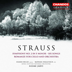 Strauss, R: Symphony No. 2/ Romanze/Six Songs