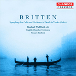 Britten: Cello Symphony/ Death in Venice Suite