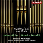 Alain/ Duruflé: Dances of Life and Death