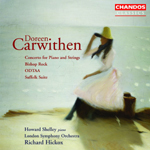 Carwithen: Orchestral Music