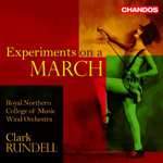 RNCM Wind Orchestra -Experiments on a March
