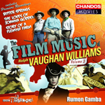 Vaughan Williams: The Film Music of Ralph Vaughan Williams, Volume 3