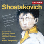 Shostakovich: Symphony No. 9/ Two Choruses/Concerto No. 1/The Adventures of Korzinkina