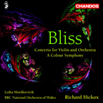 Bliss: A Colour Symphony/ Concerto for Violin and Orchestra