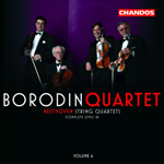 Beethoven: String Quartets, Volume 6