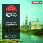 Richter: Sinfonias and Sinfonies