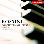 Rossini: Complete Piano Works, Volume 3