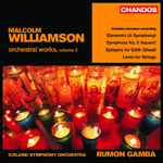 Williamson: Orchestral Works, Volume 2