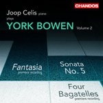 Bowen: Works for Piano, Volume 2