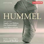 Hummel: Ballet Suites/ Twelve Waltzes and Coda
