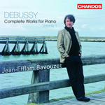 Debussy: Complete Works for Piano, Volume 1