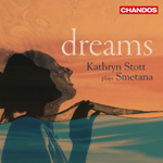 Smetana: Piano Works (includes Dreams, On the Sea Shore, Czech Dances)