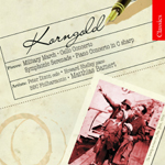 Korngold: Military March/ Cello Concerto/Symphonic Serenade/Piano Concerto
