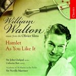 Walton: Hamlet/ As You Like It