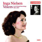 Inga Nielsen - Voices - Live and Studio Recordings 1952-2007