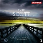 Scott: Concerto for Cello and Orchestra/ Symphony No. 1