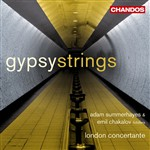 London Concertante / Summerhayes - Gypsy Strings