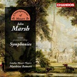 Marsh: Symphonies Nos 2, 6, 7 and 8/ Conversation Symphony