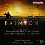 Bainton: Three Pieces / Pavane, Idyll and Bacchanal / Golden River