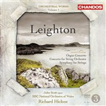 Leighton: Orchestral Works, Volume 1