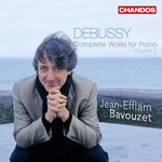 Debussy: Complete Works for Piano, Volume 3