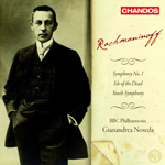 Rachmaninoff: The Isle of the Dead/ Youth Symphony/Symphony No. 1