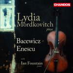 Bacewicz / Enescu: Works for Violin and Piano