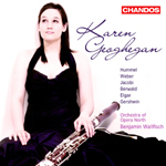 Karen Geoghegan plays works for Bassoon and Orchestra