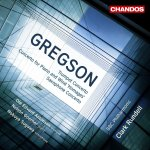 Gregson: Trumpet Concerto/ Saxophone Concerto/Concerto for Piano and Wind